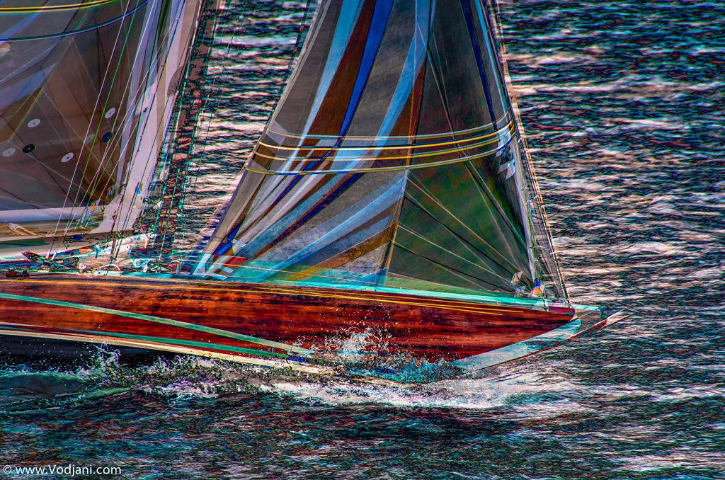 Speed Sailing - VIII