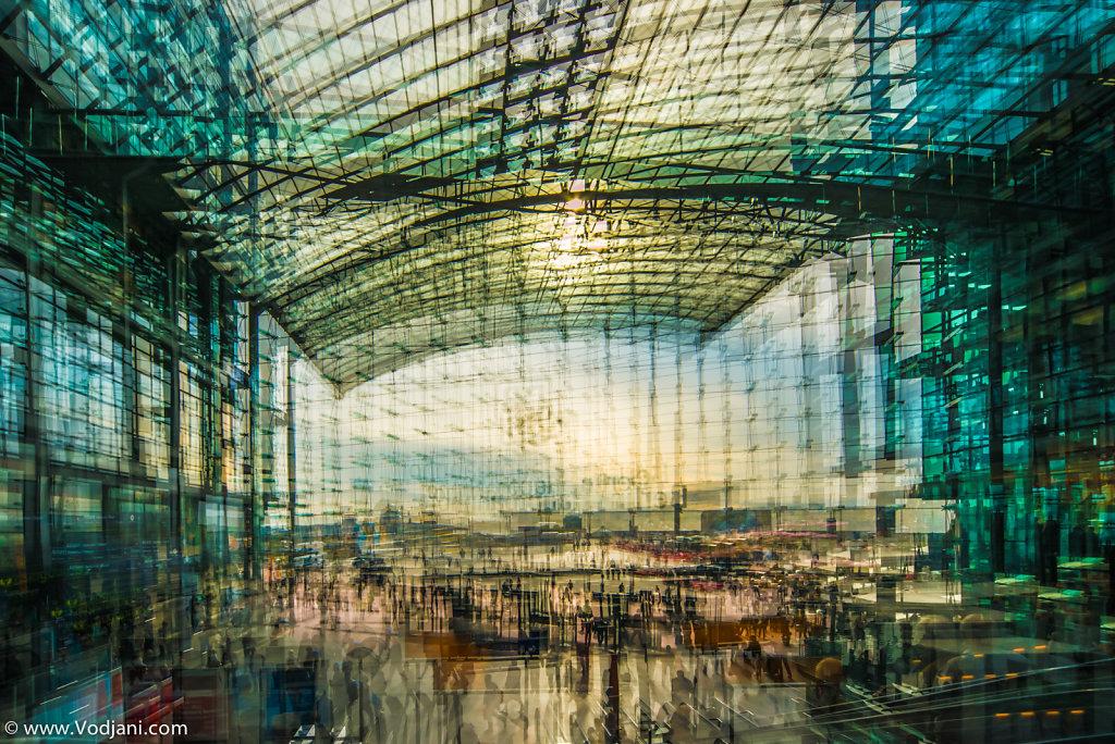 Berliner Bahnhof - I
