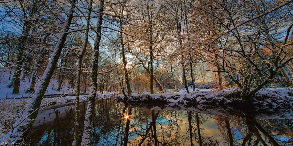 Alstertal Schnee