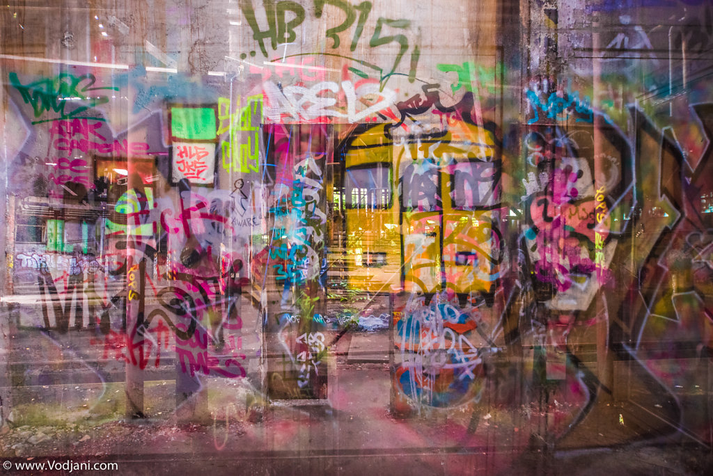 Graffiti Berlin - IV