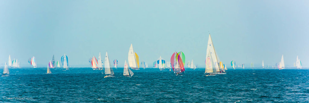 Sailing Colors